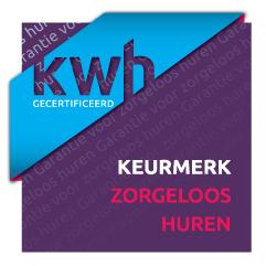 KWH-Huurlabel verlengd